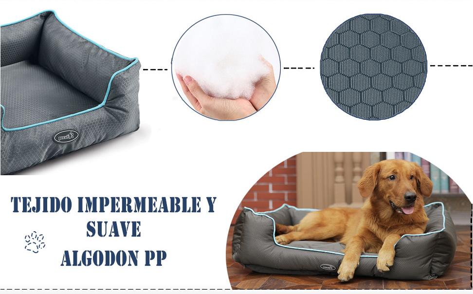 cama para perros amazon
